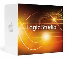 Apple Logic Studio 2.0 Logic Pro 9 MainStage 2 Soundtrack Pro 3 MB795Z/A DVD NEW