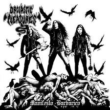 ORGIASTIC PLEASURES - Manifesto Barbarico CD Black Death Metal Archgoat Beherit
