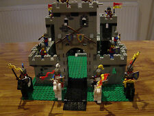 LEGO  King's Castle 1984 (6080) 100% Complete
