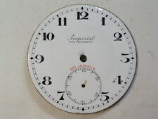 Antique Imperial Non-Magnetic 23-Jewel 16 Size Pocket Watch Dial   D-13