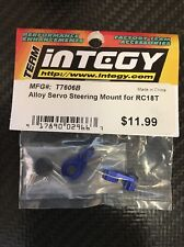 Integy Aluminum Alloy Servo Steering Mount for Team Associated RC18T