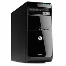 Hp pro série 3500 mt ordinateur de bureau intel core i5 3470 3.20GHz 2GB win 7 pro 500GB