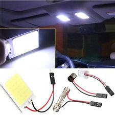 Sorgente luminosa di 8w COB 24 Chip LED auto interni T10 12V pannello luce auto
