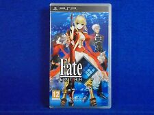 psp FATE EXTRA A Fast Based RPG Battle System Game Playstation PAL REGION FREE