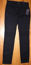 $114 NYDJ NOT YOUR DOAUGHTER'S JEANS DARK ENZYME THE LEGGING ELASTIC JEANS SZ 4