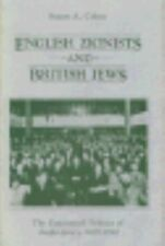English Zionists and British Jews: The Communal Politics of Anglo-Jewr-ExLibrary