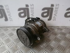 KIA PICANTO LX 1.1 2006 AIR CONDITIONING PUMP COMPRESSOR 97701-XXXXX