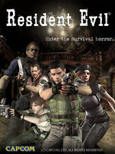 Resident Evil / Biohazard HD Remastered PC [Steam CD Key] No Disc, Region Free