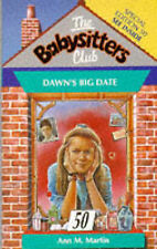 Dawns Big Date (Babysitters Club),ACCEPTABLE Book