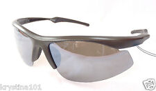 COLUMBIA CBC 100 C02 SPORT MATTE BLACK DARK SILVER HD POLARIZED SUNGLASSES