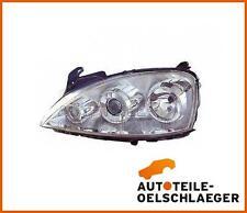 Scheinwerfer links Opel Corsa C Bj. 03-06