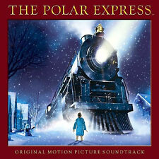 THE POLAR EXPRESS / O.S.T. - Original Soundtrack - CD - Sealed
