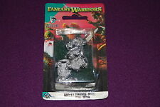 FANTASY WARRIORS / GRENADIER - Dwarves - NM117 : Militia - OOP