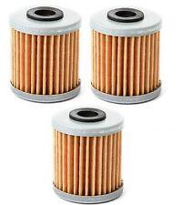 Hiflo Oil Filter 3 Pak Fits Xr 250 400 600  650 1981-2009 Xr250 Xr400 Xr650
