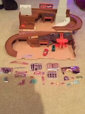 Hot Wheels Vintage 1979 Sto And Go Playset By Mattel With Box