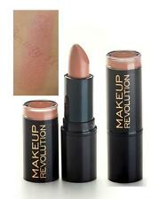 "MAKEUP REVOLUTION AMAZING LIPSTICK ""THE ONE"" PINK BEIGE NUDE NEUTRAL Colour"