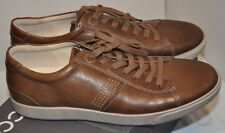ECCO Men's Gary Tie Sneaker NAVAJO/BROWN  size EU 42  US 8 - 8.5
