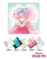 Japanese anime Magical Angel Creamy Mami 2015 Desk Calendar [Japan Import]