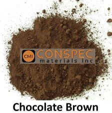 10 lbs CHOCOLATE BROWN Concrete Colors Pigment Dye Cement Powder Mortar Grout