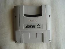 Super Game boy pour lire les jeux Gameboy sur Super Nintendo !!!!