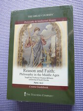 Teaching Co Great Courses  CDs          REASON and FAITH        new & sealed