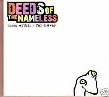 (498M) Deeds Of The Nameless, Enemy Within - DJ CD