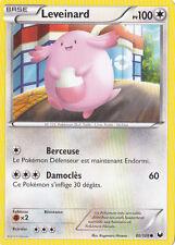 Leveinard -N&B:Explorateurs Obscurs-80/108-Carte Pokemon Neuve France