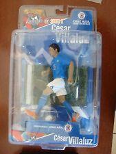 CRUZ AZUL Mexican Soccer league NEW oficial MX figure Cesar Villaluz PUMAS FIFA