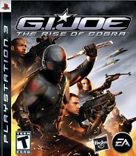 PLAYSTATION 3 G. I. JOE RISE OF COBRA BRAND NEW PS3 GAME
