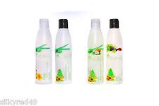 Emu Oil Shampoo & Conditioner  13 oz Set ALL NATURAL Omega 3's - No Parabens