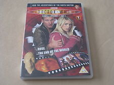 Doctor Who - Series 1 Episodes 1 & 2 on DVD