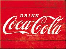 Drink Coca Cola metal fridge magnet (na)