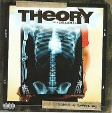 THEORY OF A DEADMAN Scars & Souvenirs CD Explicit Lyrics NEW SEALED Free Ship