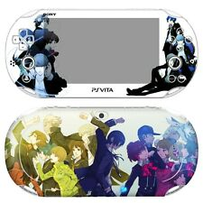 POPSKIN Skin Decals Stickers For PS VITA SLIM PCH-2000 Series Persona #08 + Gift