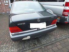 Orig. Mercedes W140 Stoßfänger hinten Zierleiste SET für A1408800871 Stoßstange