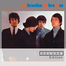 THE KINKS - KINDA KINKS    2 CD  2011  SANCTUARY  DELUXE EDITION