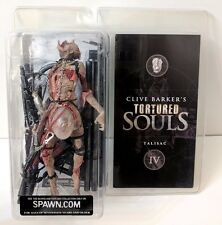 "TORTURED SOULS SERIES 1 TALISAC 6"" ACTION FIGURE CLIVE BARKER MCFARLANE TOYS"