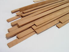 Pear wood strips of different dimensions, 20 Pieces