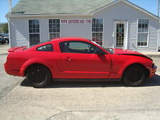 Ford: Mustang Shaker500 V6 Salvage Rebuildable