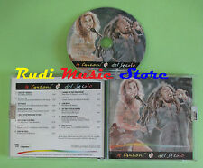 CD LE CANZONI DEL SECOLO 19 Bob marley etta james patty pravo (C14) no mc lp