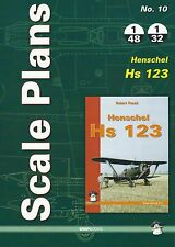 Mushroom Model Scale Plans No. 10: Henschel Hs 123