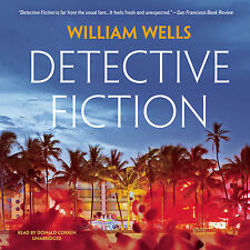 Detective Fiction Audio CD – Audiobook, CD by William Wells (Author)