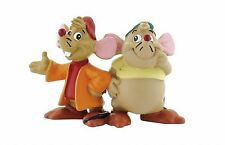 Bullyland Disney Cinderella's Gus and Jaq Mice Figurines Cake Topper Play Toy