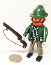 Playmobil Mystery Figures Series 10 Forest Hunter Rifle 6840