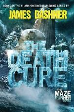 BRAND NEW Hardcover The Death Cure by James Dashner Maze Runner #3 Free Shipping