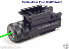 ADE Premium Green Pistol Rifle Laser Sight For Ruger Smith & Weson Sd40ve Sd9ve