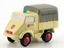 Schuco Piccolo Mercedes Unimog 401 Malteser  # 50527500