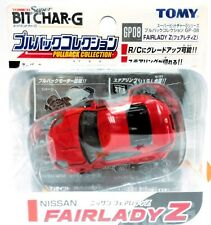 Tomy Super Bit Char- G Pull Back Collection GP-08 Nissan  Fairlady  Z.