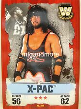 Slam ATTAX takeover - #274 x-pac