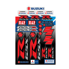 SUZUKI GSX-R GSXR NEW OEM GENUINE  STICKER KIT GSXR 600 750 1000